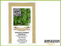 Tulsi-Samen auf amazon kaufen