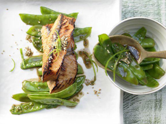 Cholesterinarme Gerichte mit Fisch