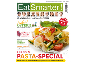 EAT SMARTER Magazin 2/2015 300x225