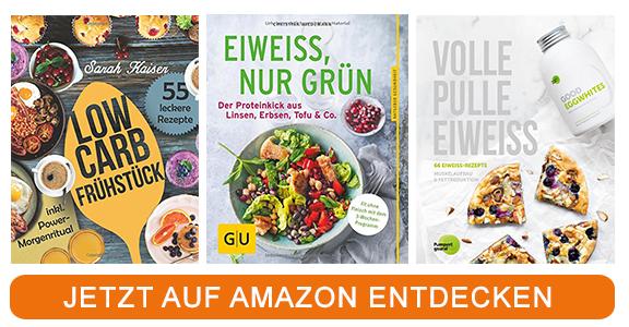 Eiweiß Kochbücher