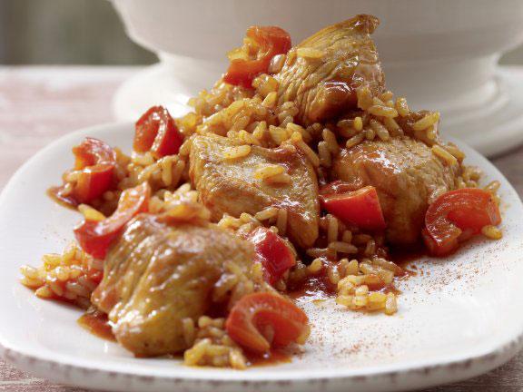 Eiweißreiche Gerichte mit Geflügel