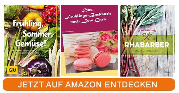 Kochbücher zum Thema Frühling
