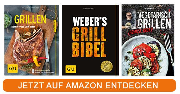 Kochbücher zum Thema Grillen