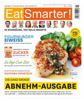 EAT SMARTER Ausgabe 01 / 2016