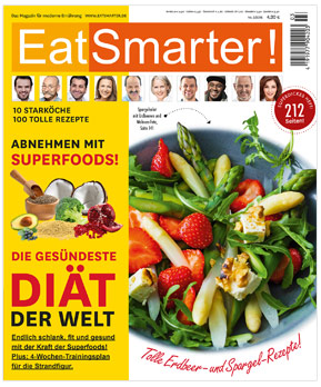 EAT SMARTER Ausgabe 3