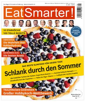 EAT SMARTER Ausgabe 4/2016