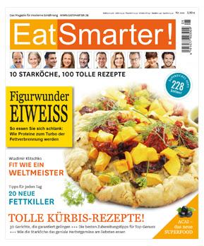 Das neue EAT SMARTER Heft 5 / 2015
