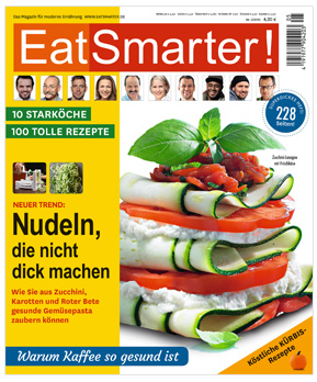 EAT SMARTER Ausgabe 5/2016
