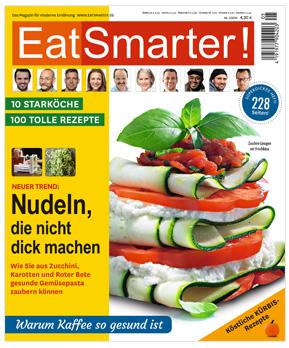 EAT SMARTER Ausgabe 5/2016