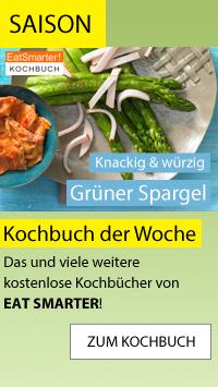 Kochbuch der Woche: Spargel