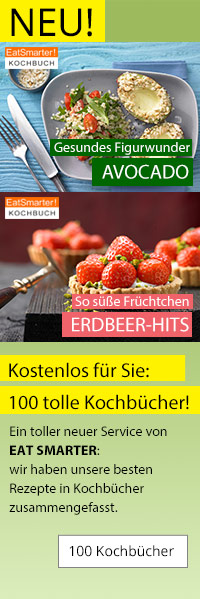 Kochbuch Übersicht