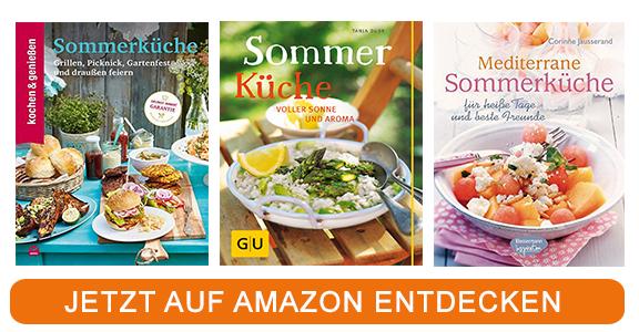 Kochbücher zum Thema Sommer