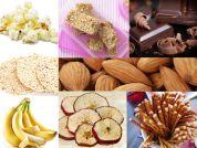 gesunde snacks gegen nachmittagstiefs eat smarter. Black Bedroom Furniture Sets. Home Design Ideas