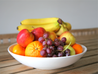 Wie wird Obst reif?