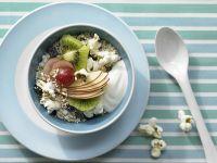 Abnehmen Frühstück-Rezepte