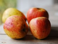 Finkenwerder Herbstprinz ist auch für Apfelallergiker verträglich