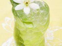 Aloe Vera-Apfelsaft
