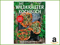 Wildkräuter Kochbuch bei Amazon erhältlich