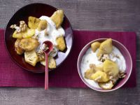 Ananas-Joghurt