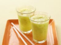 Ananas-Melonen-Shake