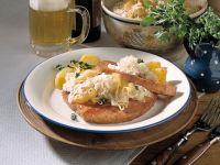 Ananas-Sauerkraut