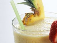 Ananas-Shake