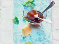 Apfel-Basilikum-Marmelade