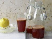 Apfel-Gemüse-Saft