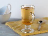 Apfelpunsch mit Honig gesüßt