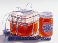 Aprikosen-Johannisbeer-Gelee