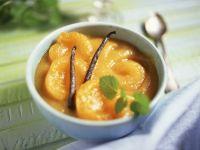Aprikosen-Vanille-Kompott