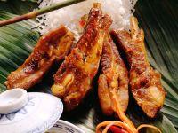 Asiatische Schweinerippchen