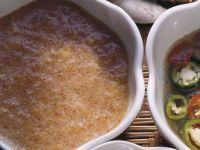Asiatische Süß-sauer-Sauce