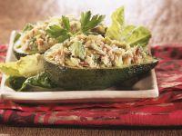 Avocado-Krebssalat