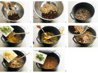Baked-Bean-Soup (Bohnensuppe) zubereiten
