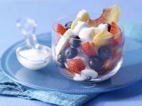 Ballaststoffreiche Desserts