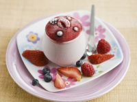 Beeren-Joghurt-Eis