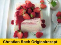 So gelingt das perfekte Erdbeerparfait