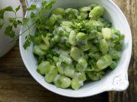 Bohnen-Erbsen-Gemüse
