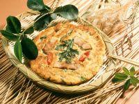 Bohnenpfannkuchen