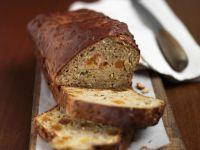 Brot mit Zucchini und Banane