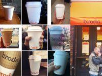 New York schlürft jetzt heiße Brühe statt Kaffee