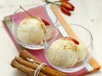Camembert-Eis