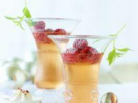 Champagner-Himbeer-Gelee