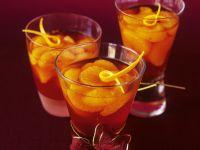 Champagner-Orangen-Gelee