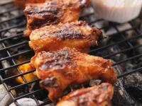 Chicken Wings vom Grill