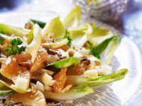 Chicorée-Zitrus-Salat