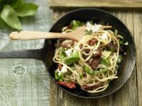 Cholesterinarme vegetarische Gerichte