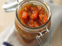 Chutney aus Papaya
