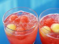Cocktails mit Melone